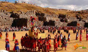Inti-raymi-Saccsayhuaman